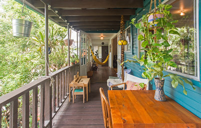 My Houzz: A Treehouse-Like Dwelling in Los Angeles