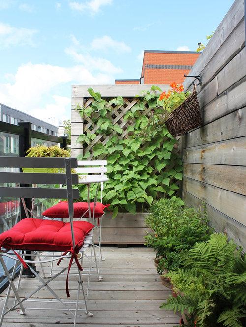 Jardin vertical terraza elegant cmo hacer tu propio jardn for Jardin vertical terraza