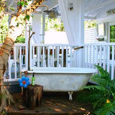 Eclectic Deck by Mina Brinkey
