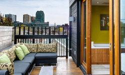 My Houzz: Third Floor Roof Deck