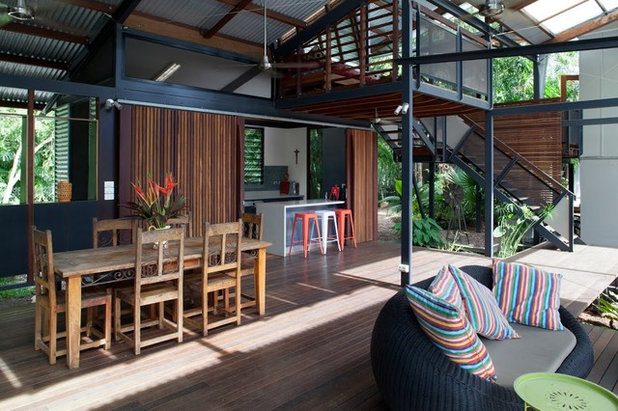 Tropical Deck by Australian Institute of Architects
