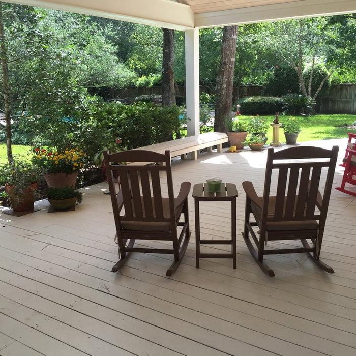 Porch & Deck Project