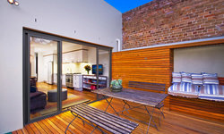 New Terrace Home