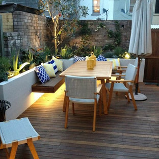Deck - contemporary deck idea in Sydney