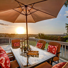 Traditional Deck by Legacy Real Estate Ventures, LLC