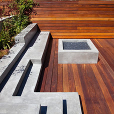 Modern Deck by The Garden Route Company