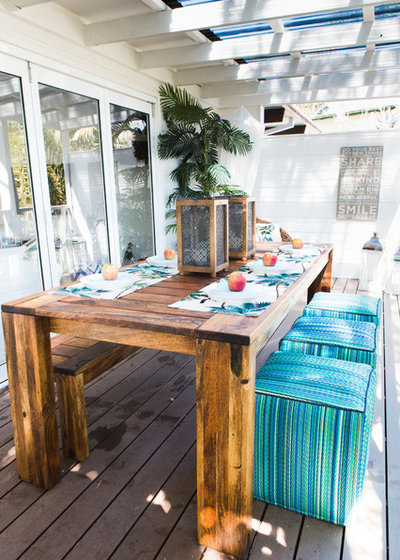 Bord de Mer Terrasse en Bois by The Home