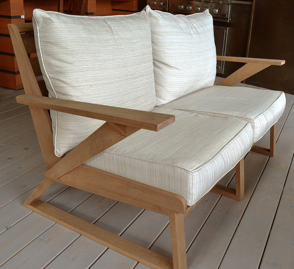 Contemporary Outdoor Sofas by Madera Furniture Company