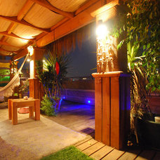 Tropical Deck by Selica