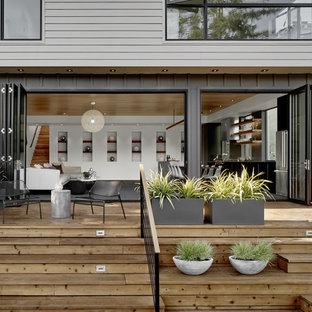 Photos Et Idees Deco De Terrasses Retro A Budget Modere