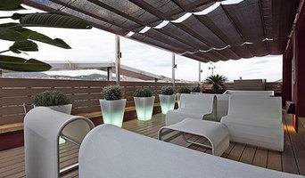 Office Terrace Design