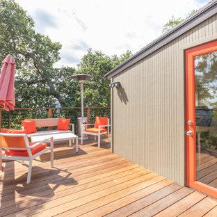 75 Beautiful Mid Century Modern Deck Pictures Ideas September 2020 Houzz