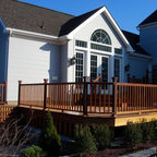 River House Traditional Deck Chicago By Mccloud