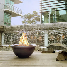 Fire Pits by PureModern