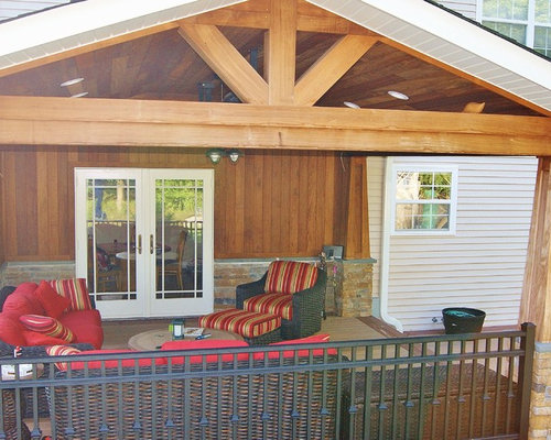 Outdoor Great Room with Awesome Covered Structure in ... on Sparta Outdoor Living id=34913