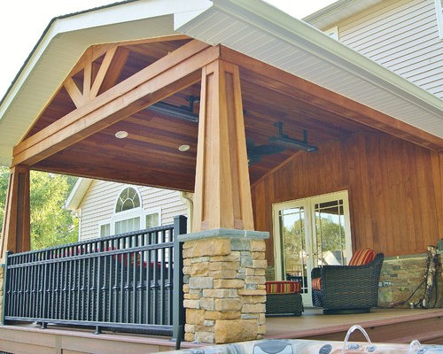 Outdoor Great Room with Awesome Covered Structure in ... on Sparta Outdoor Living id=15558