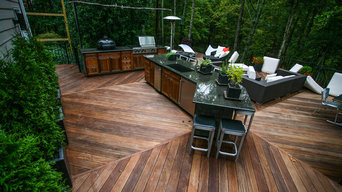 Outdoor kitchen #3