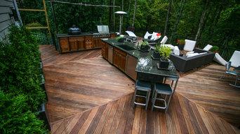 Outdoor kitchen #3