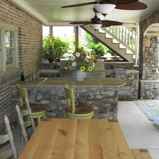 Mediterranean Deck by Legacy Landscapes, Inc.