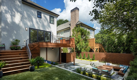 See 3 Sloped Lots Transformed Into Beautiful, Usable Landscapes