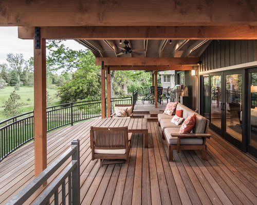 Curved Deck Houzz