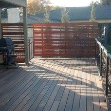 Deck outdoor living