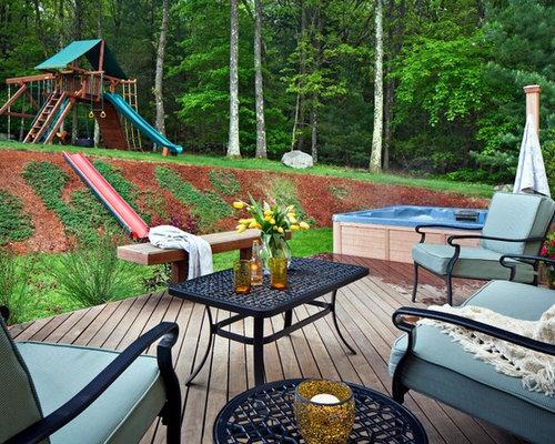 Fine Houzz Elegant Decks Design Ideas Remodel Pictures Largest Home Design Picture Inspirations Pitcheantrous