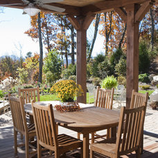 Rustic Deck by ACM Design