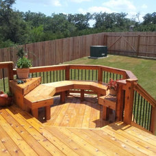 Craftsman Deck by Timeless Sunsets