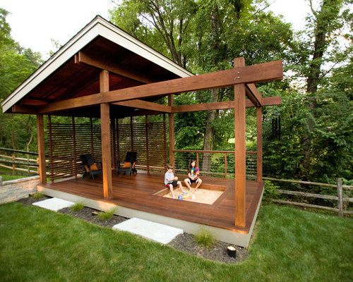 4104 modern porch design photos
