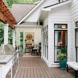 75 Most Popular Farmhouse Outdoor Kitchen Design Ideas Photos