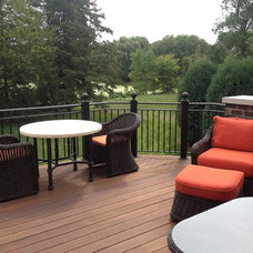 Contemporary Deck by Jennifer Ball, Allied ASID