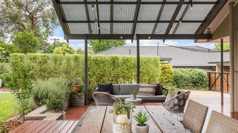Outdoor Room in Curtin