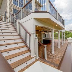 Designer Decks & Patios by Armor - Manassas, VA, US 20110 - Home