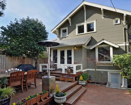 Multi Level Deck Houzz