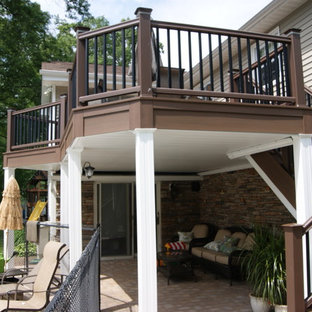 Over & Under PVC deck and Hard Scape