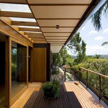 Houzz Австралия: Жизнь среди лесов рядом с Сиднеем