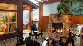 Pacific Northwest Outdoor Living