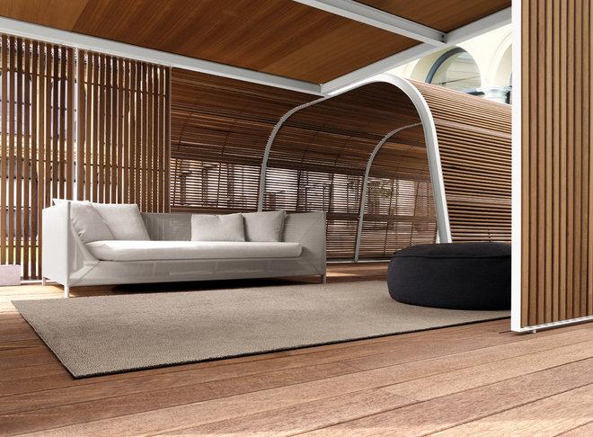 Contemporary Deck by escale design