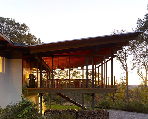 Butterfly Roof Houzz