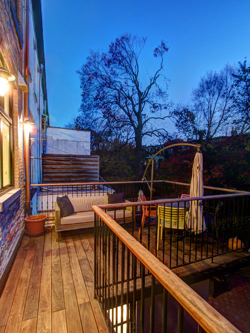 Patio And Deck Combination Home Design Ideas, Pictures