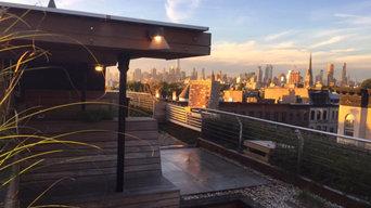 Park Slope Sunset