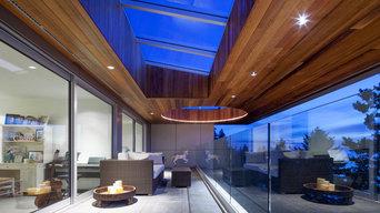 Parthenon Place Residence. West Vancouver. Schmidt Architecture.