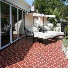 Traditional Deck by Reaume Construction & Design