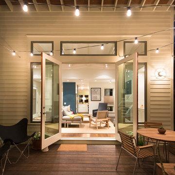 Peddie bungalow renovation & addition