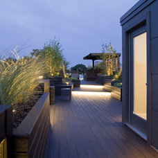 Contemporary Deck by dSPACE Studio Ltd, AIA