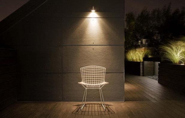 Contemporary Terrace by dSPACE Studio Ltd, AIA
