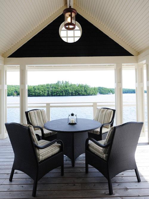 Waterfront Decks Deck Design Ideas Remodels Photos
