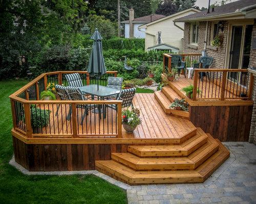 100+ Traditional Deck Ideas: Explore Traditional Deck Designs ...