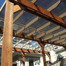 Eclectic Deck by Design Vessel Construction LLC